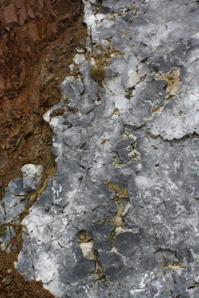 grobkörniger basalt