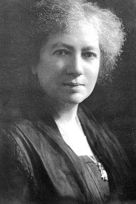 Maria Matilda Ogilvie Gordon